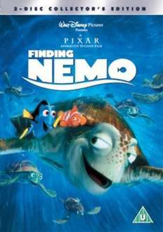 Finding Nemo 2-Disc Collectors Edition (£1.69 @ MusicMagpie) Use code 'MAY20'