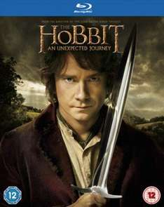 (Pre-owned) The Hobbit: An Unexpected Journey (£1.19 @ Music Magpie)