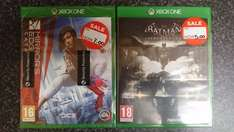 Xbox One Games On Sale @ Asda