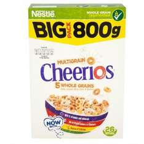 Nestle Cheerios (800g) ONLY £1.99 @ Poundstretcher