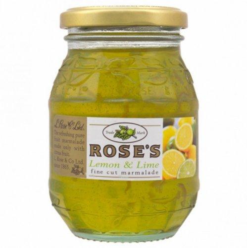 Rose's Lemon & Lime Fine Cut Marmalade (454g) RRP £1.89 now £1.00 @ Poundstretcher