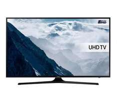 "Samsung UE55KU6000 55"" 4K Ultra HD Smart LED TV £529 @ Groupon"