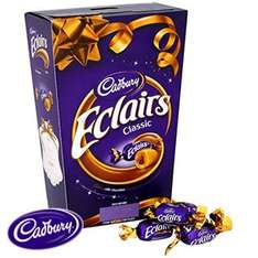Cadbury Classic Eclairs (420g) RRP £3.99 now ONLY £1.99 @ Home Bargains