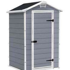 Keter Manor Outdoor Plastic Garden Storage Shed £149.99 @ Amazon