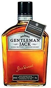 Jack Daniels Gentleman Tennessee Whiskey, 70 cl Was £32 Now £23 @ Amazon