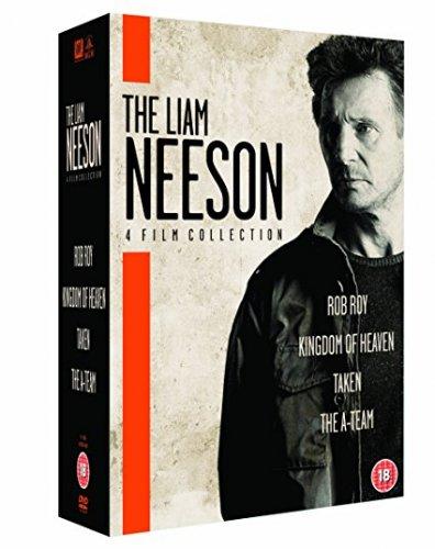 Liam Neeson Four Film Collection Boxset Pre-owned (£1.96 @ Amazon sold by MassiveBooks