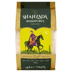 Shahzadi Basmati Rice 10kg at Morrisons - £7
