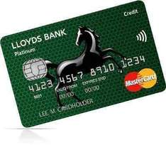 0% for 40 Months Balance Transfer Credit Card - Lloyds Bank