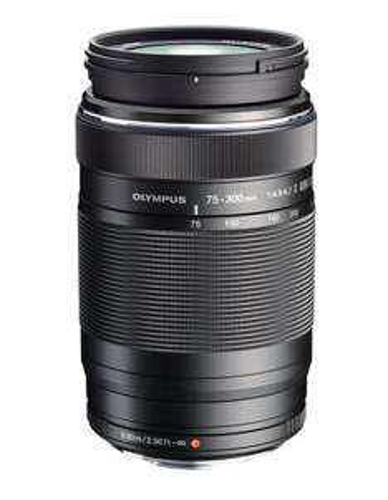 Olympus M.ZUIKO Digital ED 75-300 mm 1:4.8-6.7 II Lens - Black £314.00 @ Amazon + £75 Olympus Cashback = £239