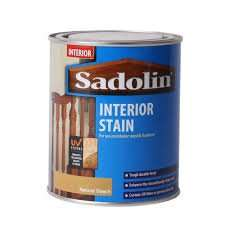 Sadolin Interior Furniture Woodstain - Natural Beech - 750ml £6.98 delivered @ Brooklyn Trading