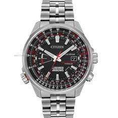 Citizen Men's World Perpetual AT Red Arrows Limited Edition Titanium Eco-Drive Watch, £249.50 at house of frasier