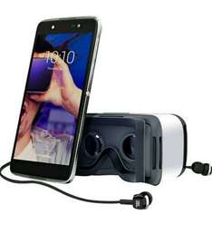 Alcatel  Idol 4 16GB 3GB RAM, with VR set and JBL headphones £99 from John Lewis with their Price match guarantee