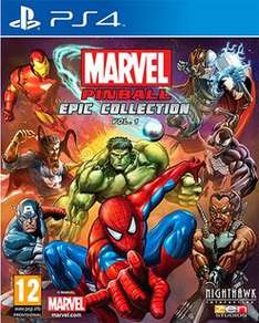 Marvel Pinball Epic Collection Vol.1 - PS4 / Xbox One £14.99 - Game.co.uk
