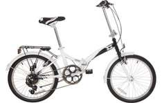 Compass norther folding bike 6 speed, was £169 now £125 with free delivery or c&c @ go outdoors