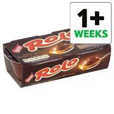 Rolo chocolate dessert 2 pack (2*70g) just 65p was £1.30 @ tesco