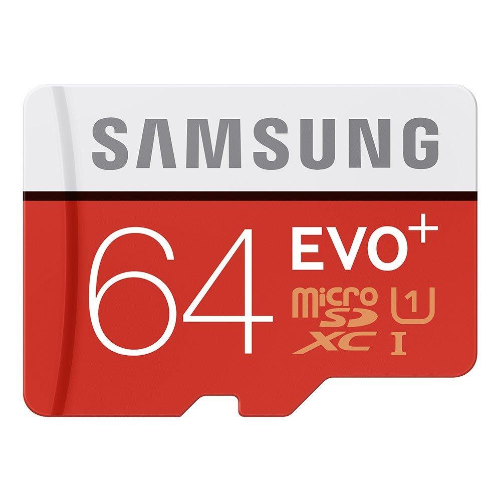 Samsung 64 GB microSDHC Evo+ Class 10 Memory Card - Amazon £15.06 prime / £19.05 non prime (Pre-order)