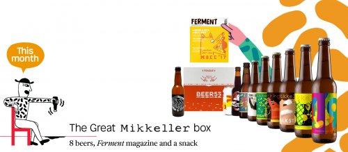 £5.95 for 10 Norwegian craft beers (Ongoing Subscription - £29) @ beer52