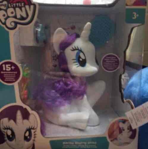 My Little Pony Rarity Styling Head was £20 now £2.49 instore @ tesco (Carmarthen)