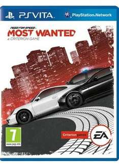 [PlayStation Vita] Need for Speed: Most Wanted - £7.99 - Base