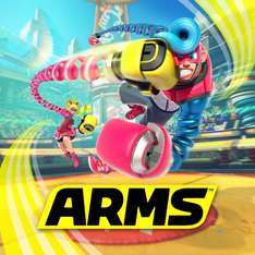 [Switch] ARMS Global TestPunch (Demo)
