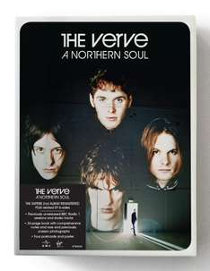 The Verve - A Northern Soul (Deluxe Box Set) @ Udiscovermusic £15 + £3.95 1st class postage.