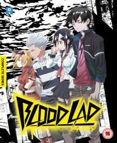 blood lad collectors edition blu ray - £13.99 @ Zavvi