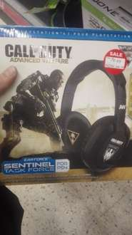 gaming headset call of duty asda hounslow - £24