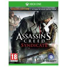 Assassin's Creed Syndicate Special Edition [XBox] £9.99 @ Game