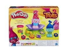 Trolls Play Doh Press 'n Style Salon £14.99 @ Very