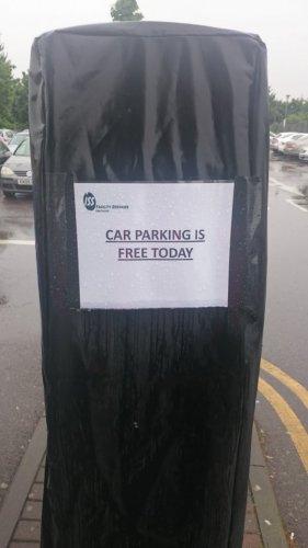 Newham General Hospital - FREE PARKING