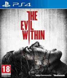 The Evil Within £5.99 - preowned GAME