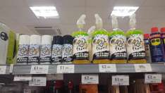 le Tour de France Dirty Bike Cleaner 1L and all weather lube cleaner  £2.49 @ home bargains