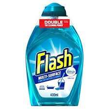 Blue bottles concentrated 400 ml Flash 50p instore @ Asda