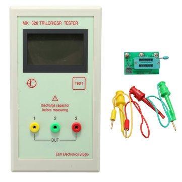 Component Tester, ESR Meter Boxed :-) Later firmware £14.82 delivered @ Banggood.com