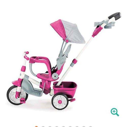 Little tikes pink 4 in 1 trike £63.00 at Debenhams.