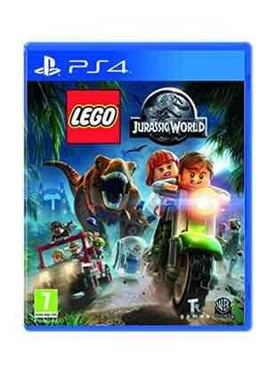 Lego Jurassic World PS4 £11.99 - Base.com