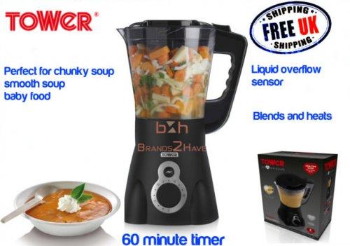 Tower Soup Maker £10 instore @ B&M bargains