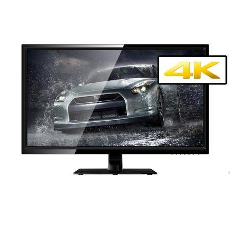 "ElectriQ 28"" EIQ-284KMB 4K Ultra HD 1ms Freesync Monitor £199.97 - Laptops Direct"