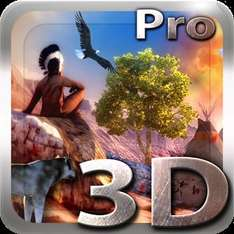 Native American 3D Pro (was 77p) now FREE @ Google Play Store