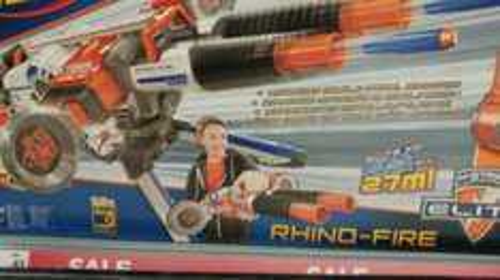 Nerf Rhino-Fire £45 from £90 Asda instore