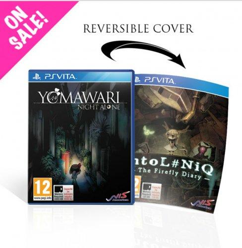 Yomawari: Night Alone / htoL#NiQ: The Firefly Diary PSVITA @ NIS EU £22.99 (+2.49 delivery)