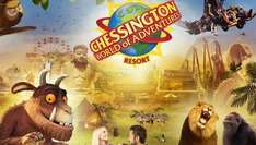 Summer School Holiday! Chessington World of Adventures: Overnight 4* Hotel + Theme Park Access+SEA LIFE+Zoo - Family of 3 £169 on a weekend @gogroupie