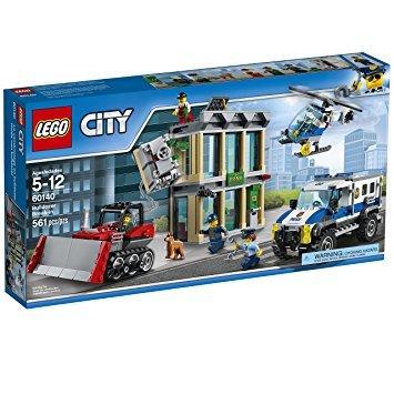 LEGO City Bulldozer Break-in £28.79 @ Tesco St Helens