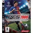 Pro Evolution Soccer  (PES) 2009 (PS3) - £19.56 delivered @ Amazon