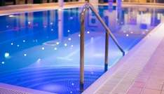 One Night Spa Break at Hilton Hotel Bracknell - Inc. Breakfast + 2 Course Dinner +  a Treatment each and more! £65 p.p at Treatwell