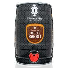 Beerhawk - Thornbridge Brother Rabbit mini keg - 2 for the price of 1, £25 delivered or 4 for £45 @ Beerhawk