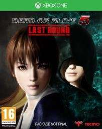 Dead or Alive 5: Last Round (Xbox One, used £7.99) (new - 9.99) - Grainger Games (free delivery)