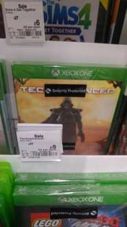 Technomancer Xbox One £5 @ Asda Chadderton