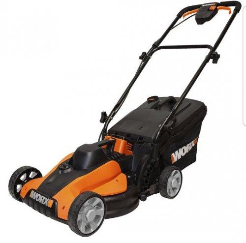 WORX WG776E 40 V Lithium-Ion Cordless 33cm Lawn Mower - £150 @ Amazon