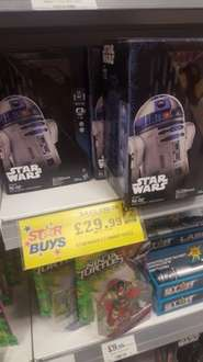 smart R2-D2 - £29.99 instore @ Home Bargains